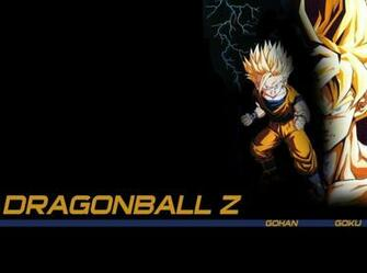 the Gohan and Goku Wallpaper Gohan and Goku iPhone Wallpaper Gohan
