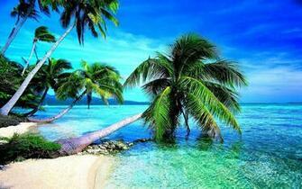 Tropical Beach Wallpapers Desktop