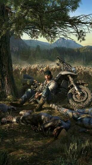 Days Gone Mobile Wallpapers