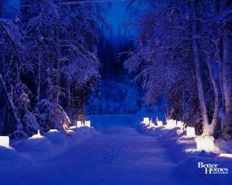 Winter Wonder Desktop Wallpapers