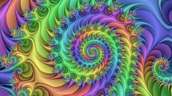 wallpapers wallpaper tripy trippy fractal
