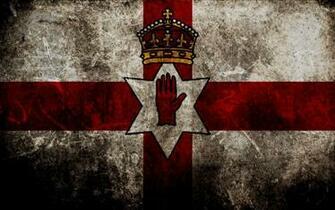 HD desktop wallpaper of the flag wallpaper of the Ulster