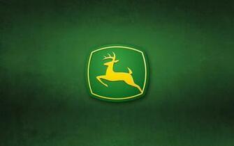 John Deere Logo Wallpaper by fictionalautumn
