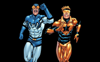 Booster Gold Wallpaper 3   1920 X 1200 stmednet