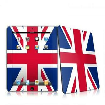 Apple iPad iPad 2010 1st Gen Union Jack Apple iPad 1st Gen Skin
