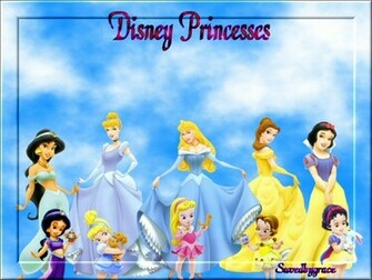 Disney Princess Wallpaper disney princess 6228143 1024 768jpg