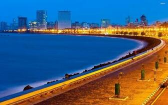Marine Drive in Mumbai wallpaper   Beach wallpapers   48611
