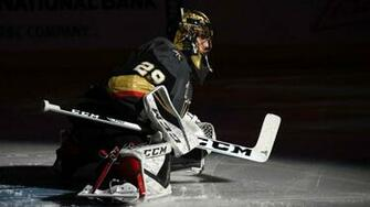 Fleury earns 390th career win passes Hasek on all time list as