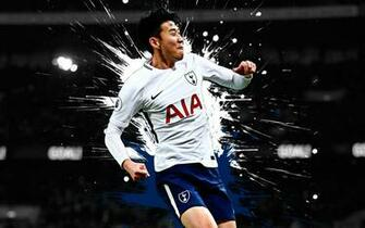 Son Heung Min HD Wallpaper Background Image 2560x1600 ID