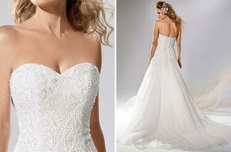 Bridal Bargains Cheap Designer Bridal Gowns 1341 theweddingplans