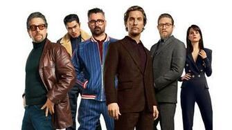 The Gentlemen 2020  After the Credits MediaStinger