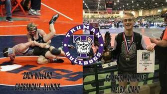 Wrestling Signs Two High School Standouts   Truman State