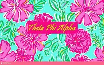 theta phi alpha I fricken love this print