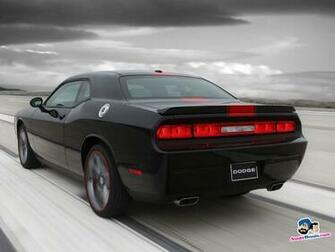 Dodge Challenger Wallpaper 3