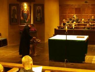Monastic choir at a Sunday Lauds   Benedictine Abbey of Christ in