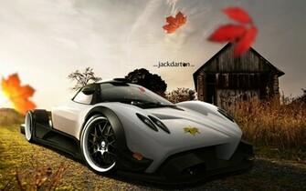 cars HD Wallpapers Cool desktop backgrounds Pagani Zonda Car High