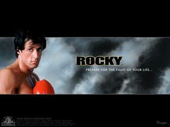 Sylvester Stallone as Rocky Balboa   Sylvester Stallone Wallpaper