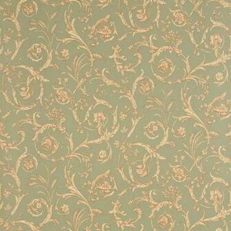 Sanderson Scroll Co ordinate DEGTSC104 GreyRedBeige wallpaper from