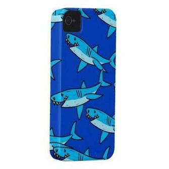 Shark Wallpaper iPhone 4 Case Mate Case Zazzle