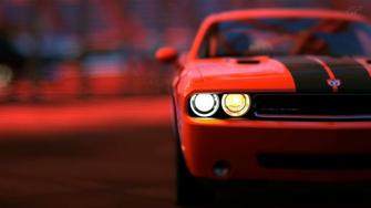 Dodge Challenger STR8 Car HD Desktop Wallpaper HD Desktop Wallpapers