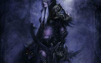 video games World of Warcraft Sylvanas Windrunner