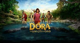 Dora And The Lost City Of Gold 2019 Wallpaper HD Movies 4K