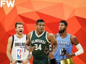 2019 NBA Awards Predictions Giannis Antetokounmpo MVP Luka