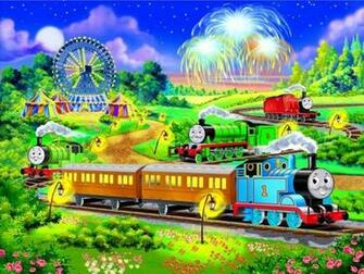 Thomas The Train Wallpaper Borders myideasbedroomcom
