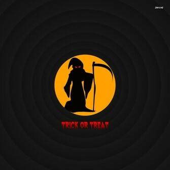 Trick or treat wallpaper   Holiday wallpapers   859