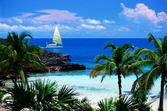 caribbean island WallPapers