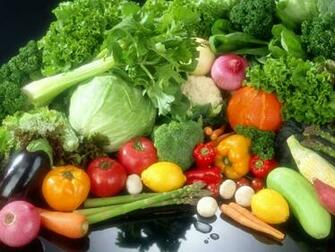 fruits and vegetables wallpaper 1600x1200 84910 Download