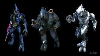 Halo elite Halo Reach science fiction comparisons Halo Ce Halo 2
