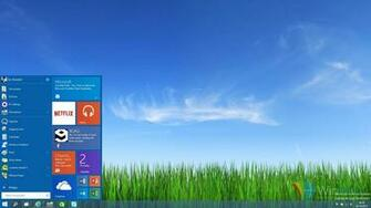 Show us your new Windows 10 Technical Preview Start Menu and desktop