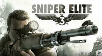 Sniper Elite III Games background HD Wallpapers