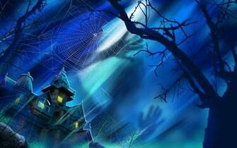 Halloween Night Desktop Wallpapers FREE on Latorocom