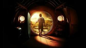 The Hobbit   Bilbo Baggins fond dcran   Le Hobbit photo 33042280