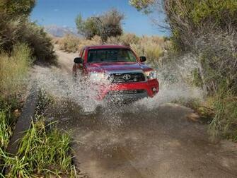 Toyota Tacoma Off Road Normal Resolution HD Wallpaper
