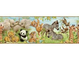 Baby Animal Wallpaper Borders deqabusy91