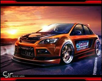 Cars HD Wallpapers Ford Focus ST HD Walpapers