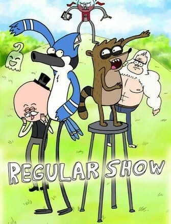 Free Download Mordecai And Rigby Regular Show Wallpaper For