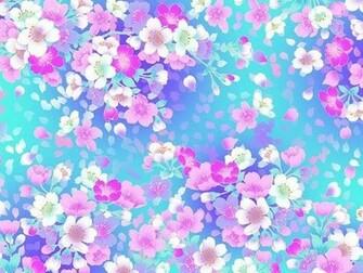 Pretty Blue Wallpapers Tumblr Wallpaper beautiful blue flowery pretty
