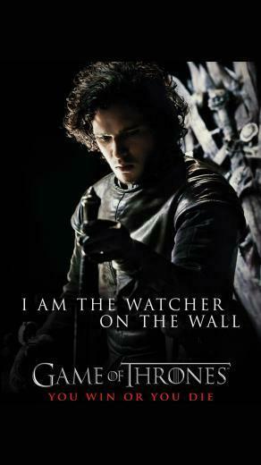 Jon Snow   Game of Thrones Mobile Wallpaper 5626