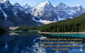 Click on image to see full size Bible verses large wallpaper