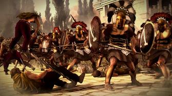 Total War Rome Game Games 1920x1080 hdweweb4com