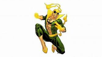 Iron Fist Computer Wallpapers Desktop Backgrounds 3450x1940 ID