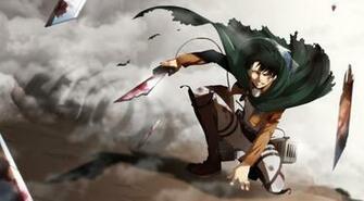 Levi Shingeki no Kyojin Attack on Titan Broken Blade Cape Male Guy
