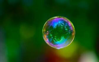 Bubbles depth of field HD Wallpapers