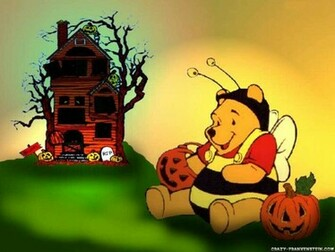 Winnie the Pooh Halloween   Winnie The Pooh Picture