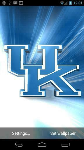 Kentucky Wildcats LWPs Tone App for Android