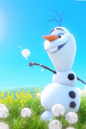 Olaf iPhone wallpaper   Frozen Photo 37205990